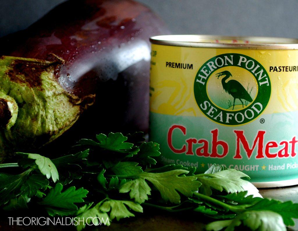 Light Fluffy Crab Cake Recipe