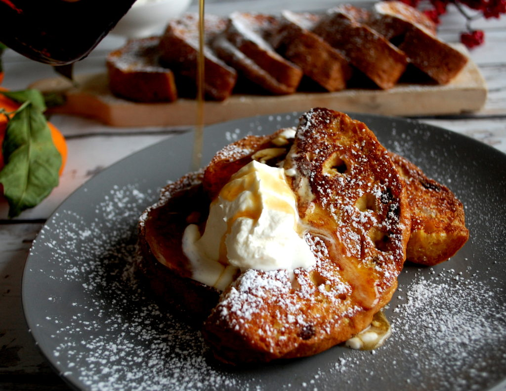 how to make stuffed french toast with texas toast