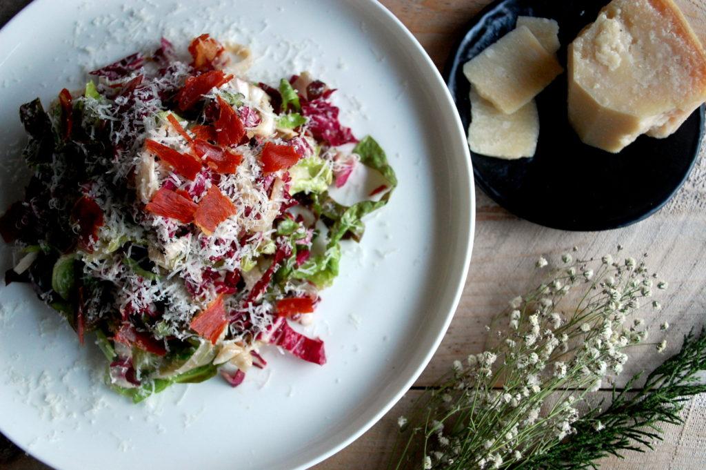Radicchio & Fennel Salad with Crispy Prosciutto - The ...