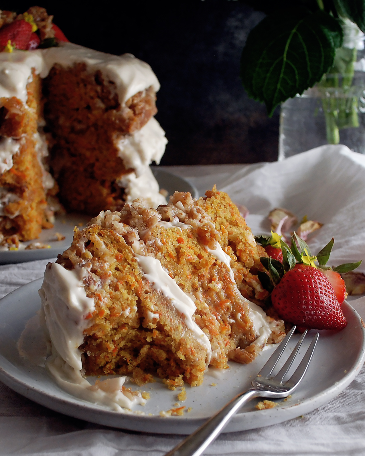 Coconut Cream Cheese Frosting For Carrot Cake