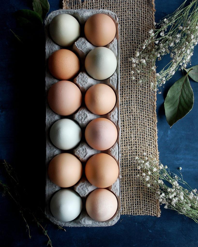 Farm Eggs
