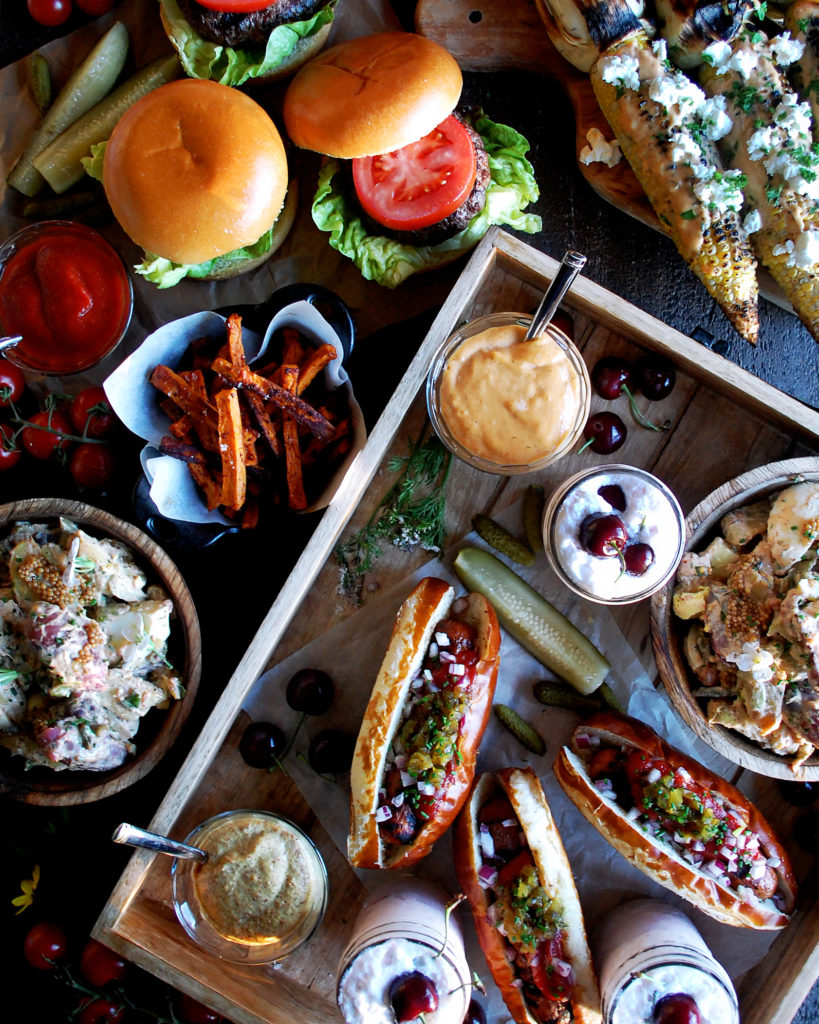 The Ultimate Summer Cookout - The Original Dish