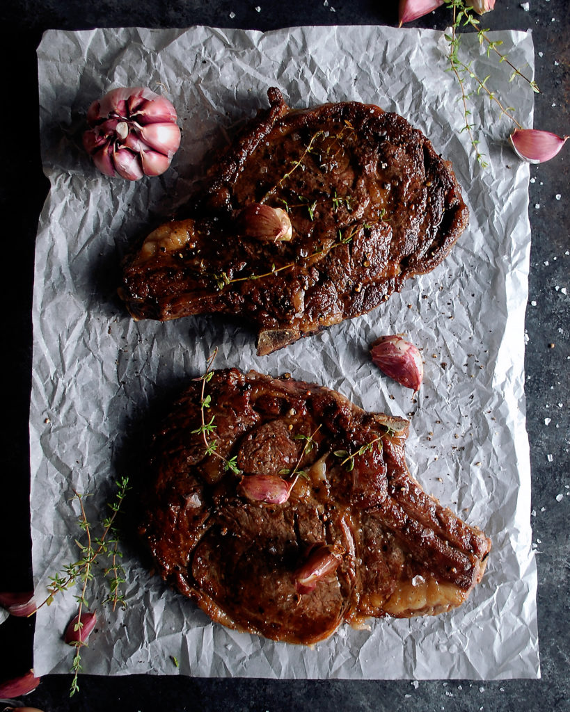 How To Seared Steak