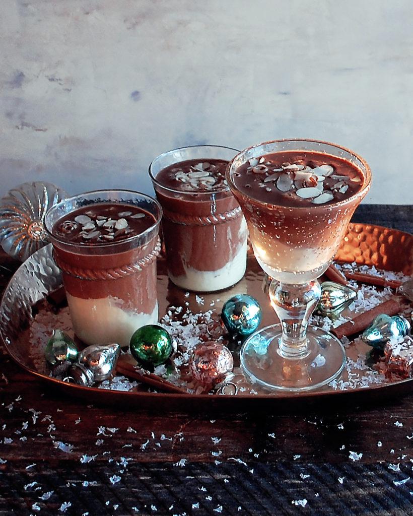 Hot Chocolate Floats