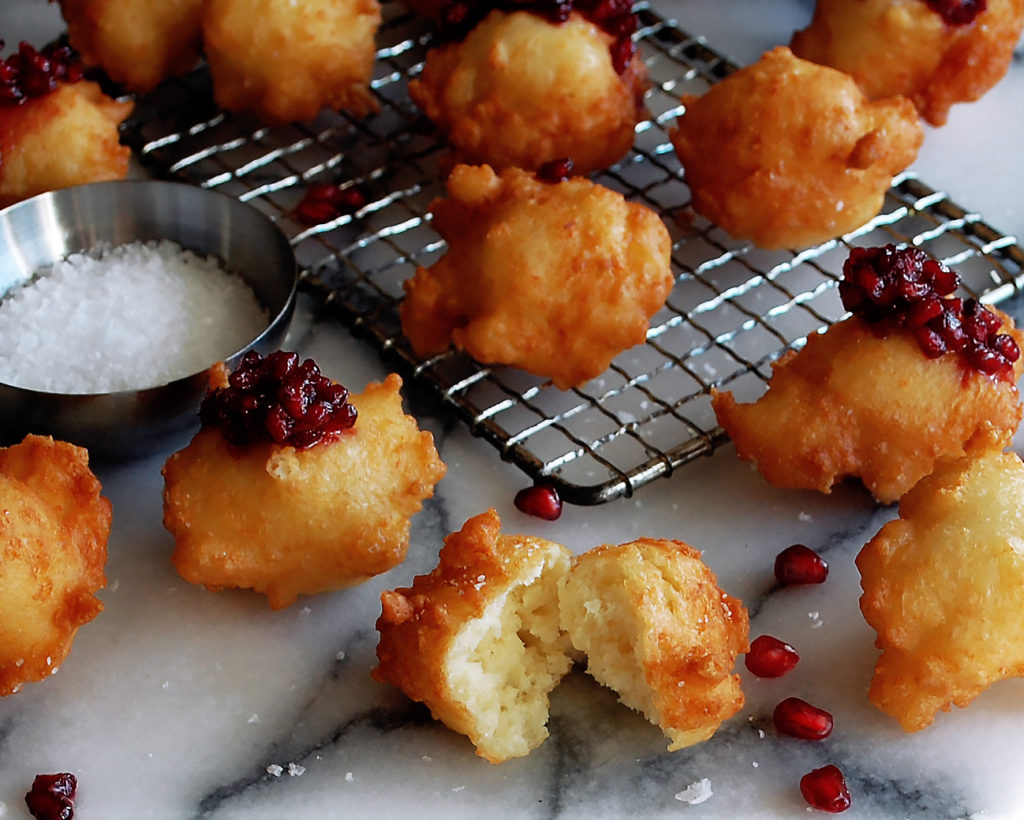 Manchego Cheese Fritters