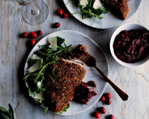 Pecan Crusted Chicken