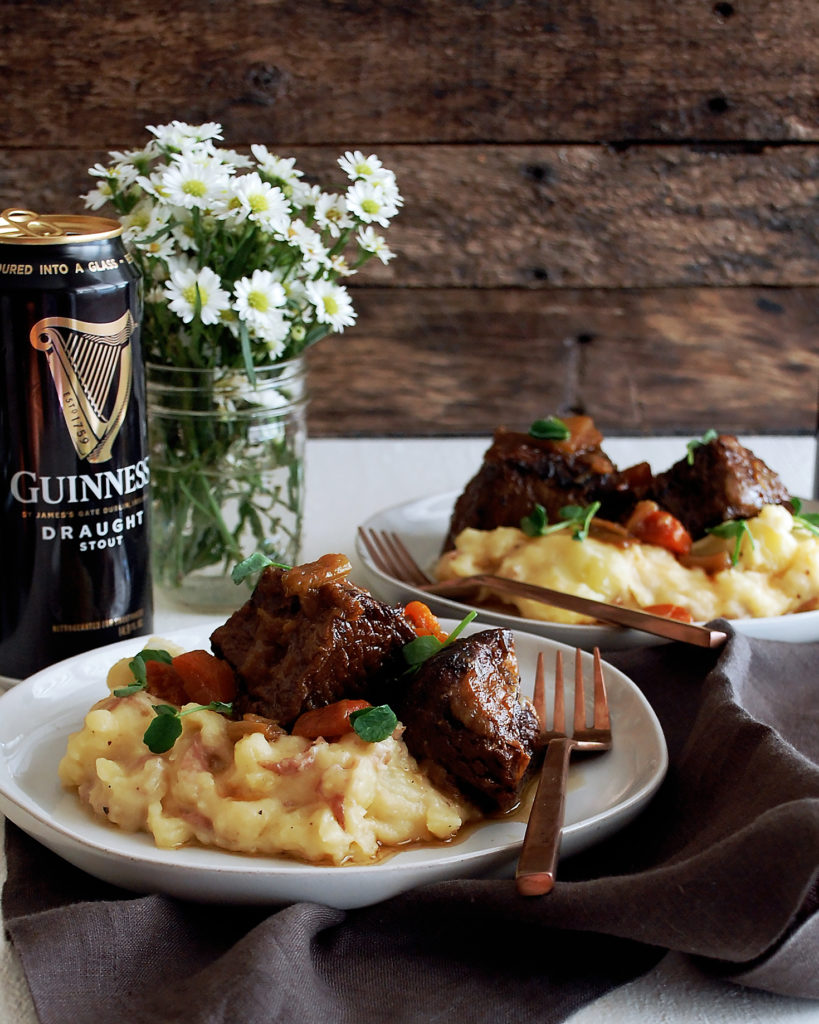 Stout Braised Short Ribs