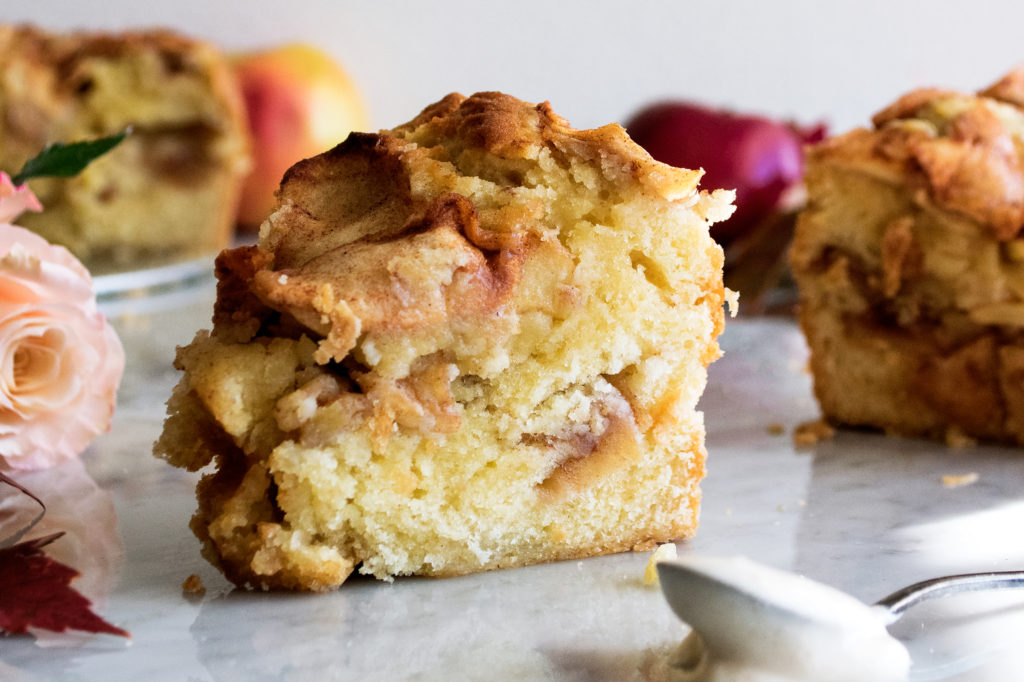 The Best Ever Apple Cake