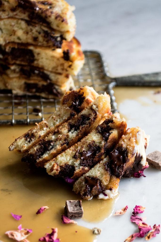 Chocolate Ricotta Pancakes