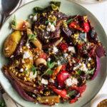 Charred Mexican Salad