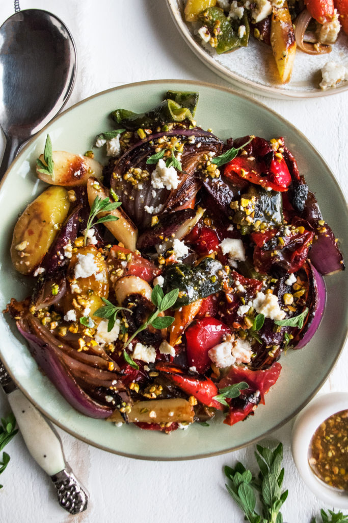 Charred Mexican Salad