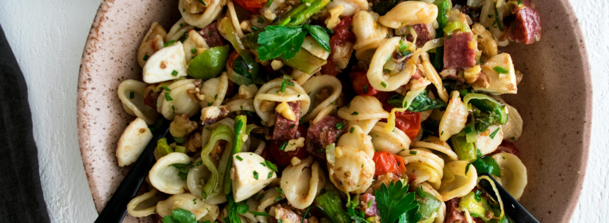 The Only Pasta Salad Recipe You'll Ever Need