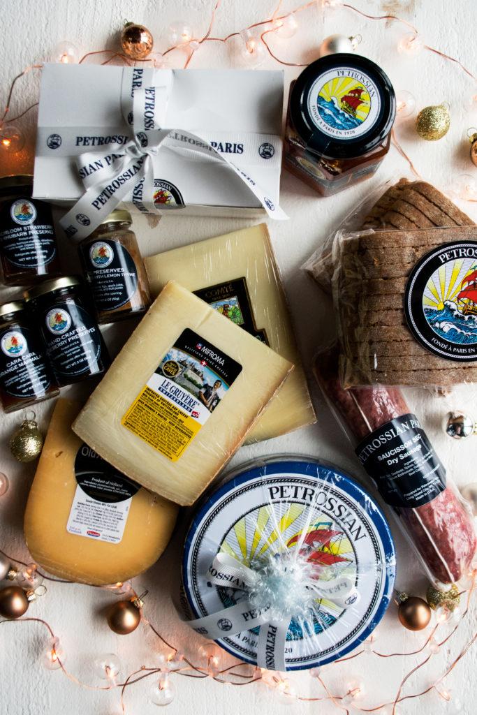 Petrossian Cheese Board
