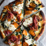 Winter Squash & Prosciutto Pizza