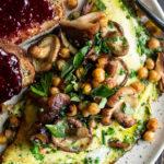 Ricotta Herb Omelets