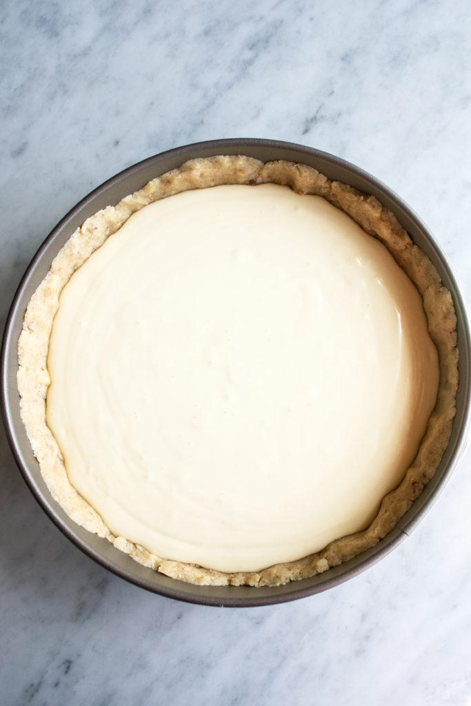 cheesecake batter