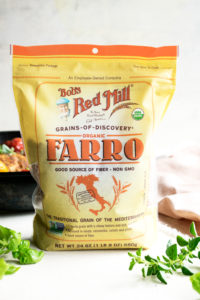 bob's red mill farro
