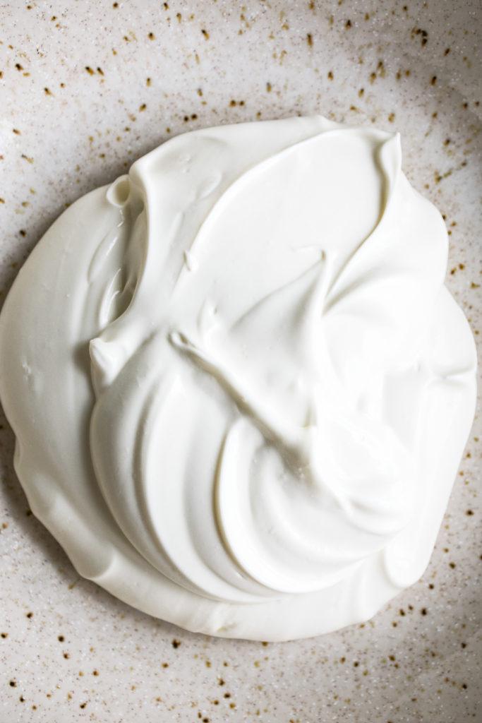creamy whipped ricotta