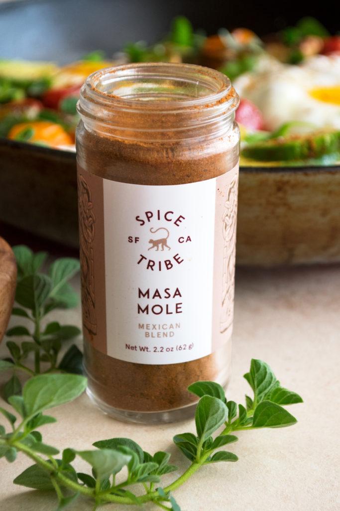 Spice Tribe Masa Mole Mexican Blend
