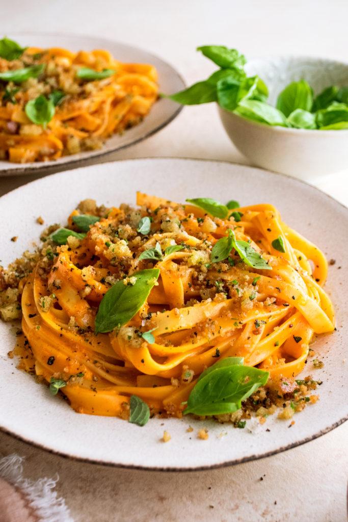 Creamy Tomato Pasta