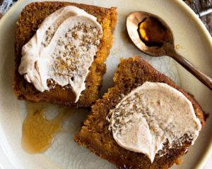 Maple Pumpkin Bread