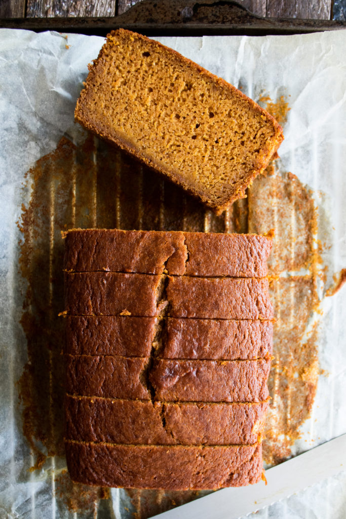 Maple Pumpkin Bread