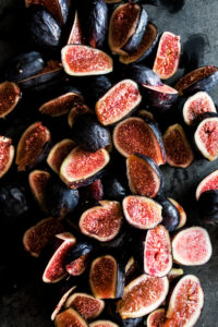 Salted Pistachio Fig Tarte Tatin