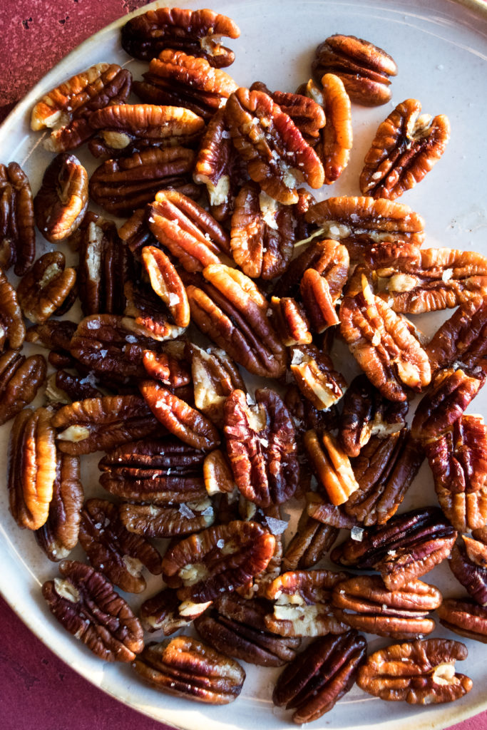 fried pecans