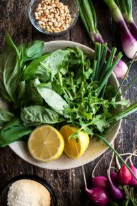 potato salad ingredients