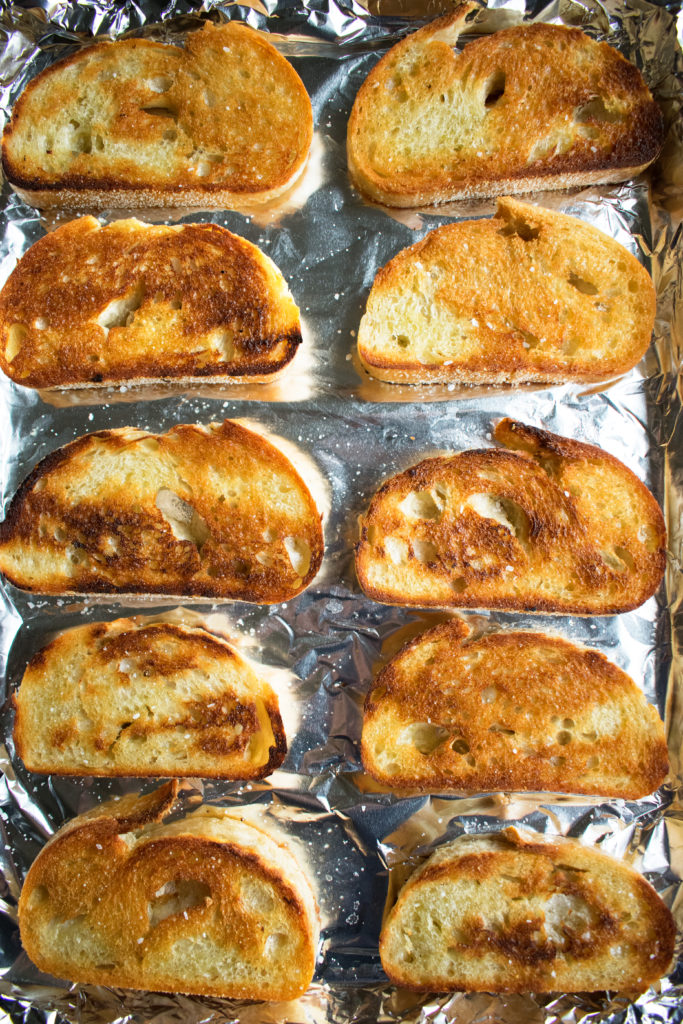Spring Toast