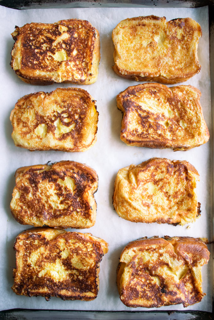 Sour Cream French Toast